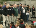 2015 Canyon Vista Veterans Honored