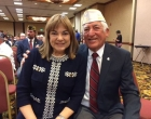 Convention Phil Loretta Sanchez 1