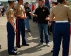 20160322 Vet Fair Marines 01