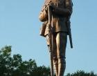 WWI Memorial Statue