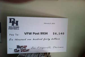 Honor the Valor Check