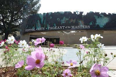 PAGEANT OF THE MASTERS LAGUNA BEACH