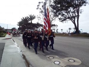 Parade Marines
