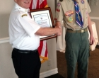 Scout of the Year Presentation 02