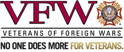 VFW Logo - No one does more for vets
